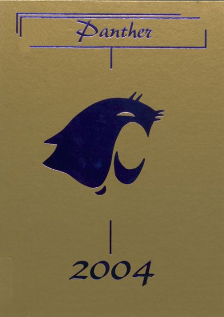 2004 Blanco High School Yearbook Cover