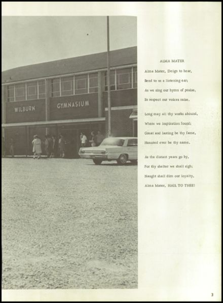1968 Monticello High School Yearbook Page 7