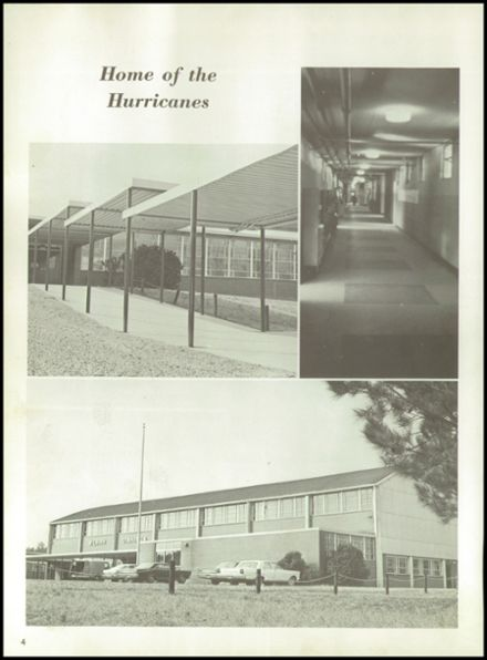 1968 Monticello High School Yearbook Page 8