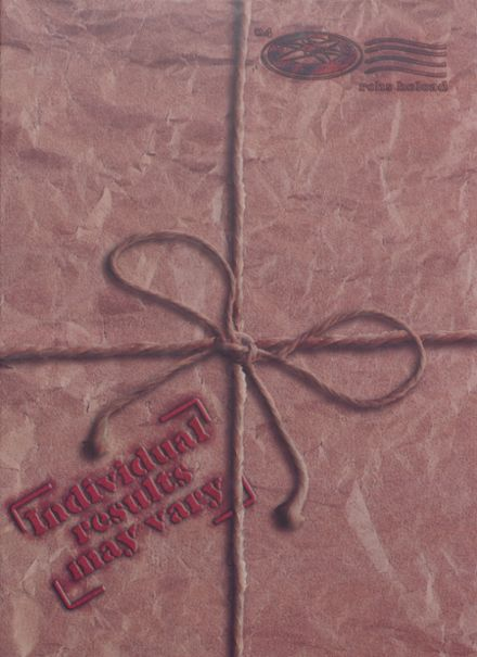 2004 Rushville Consolidated High School Yearbook Cover