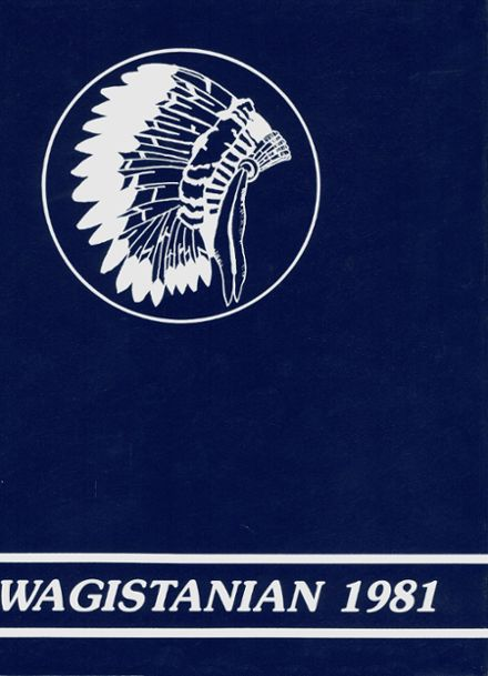 1981 Southwest High School Yearbook Cover