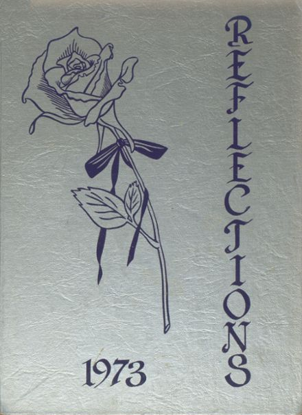 1973 Middletown Area High School Yearbook Cover