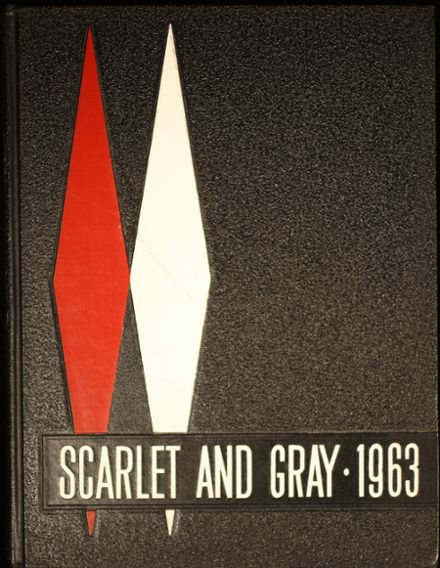 1963 West Lafayette High School Yearbook Cover