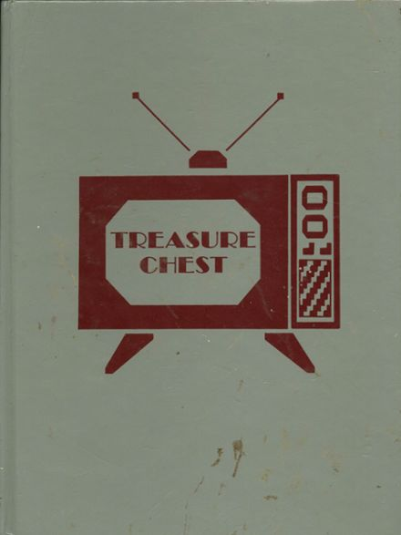 1986 Eula High School Yearbook Cover