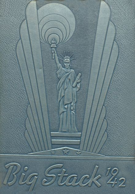 1942 Anaconda High School Yearbook Cover