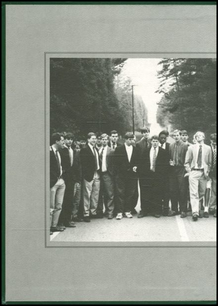 1993 Christ School Yearbook Page 2