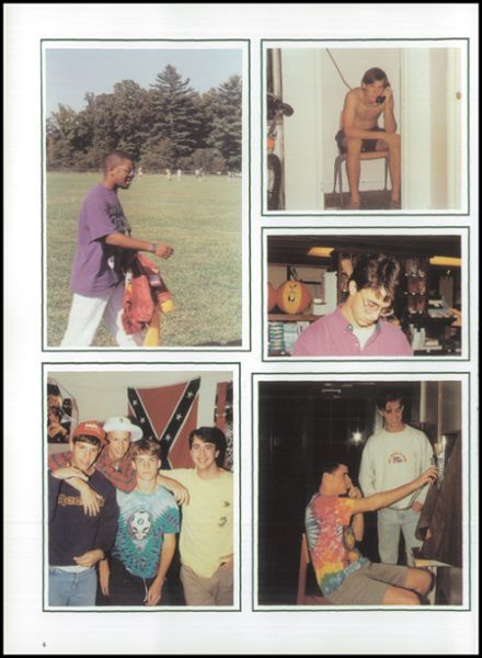 1993 Christ School Yearbook Page 8