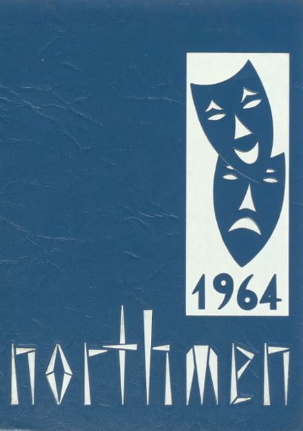 1964 North Syracuse High School Yearbook Cover