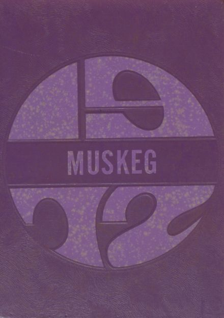 1972 Baudette High School Yearbook Cover