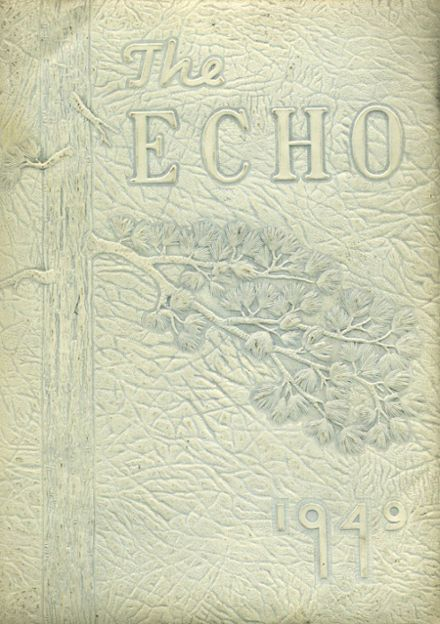 1949 St. John the Baptist High School Yearbook Cover