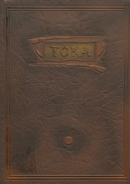 1926 Grants Pass High School Yearbook Cover