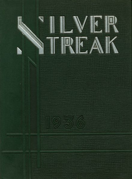 1936 Steinmetz Academic Centre Yearbook Cover