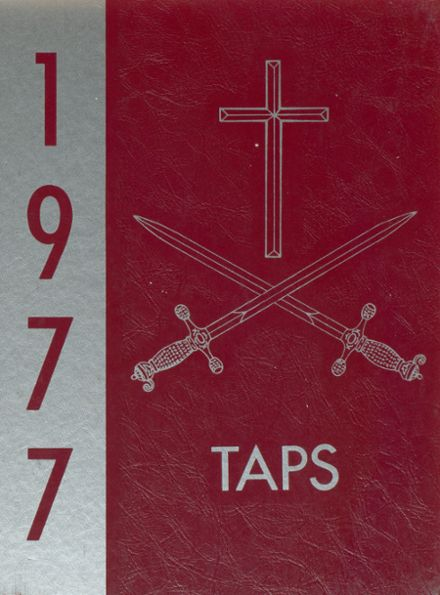 1977 St. John's College High School Yearbook Cover