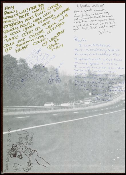 1995 East Lyme High School Yearbook Page 2