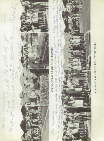 1969 Steinmetz Academic Centre Yearbook Page 7