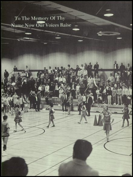 1967 Mission Viejo High School Yearbook Page 9