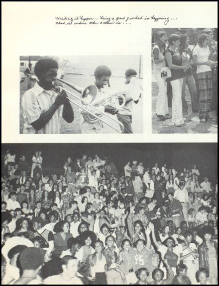 1974 Escambia County High School Yearbook Page 8