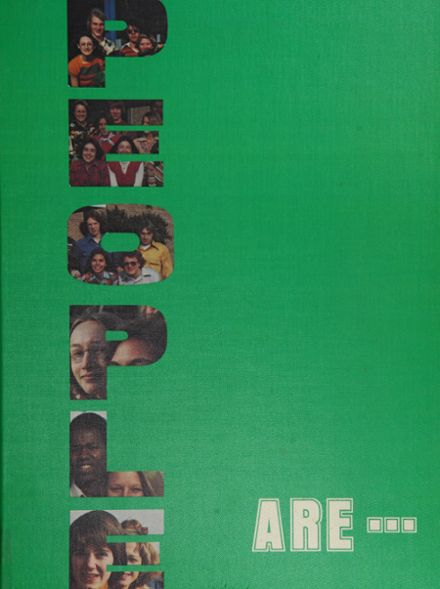 1976 South Hagerstown High School Yearbook Cover