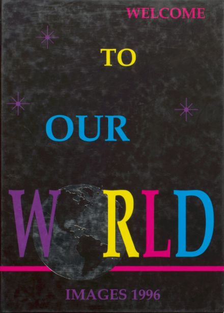 1996 Hi Plains High School Yearbook Cover