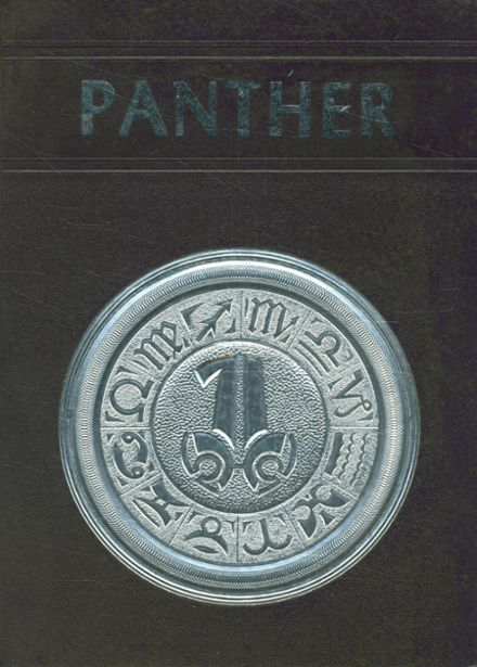 1971 Edmeston Central School Yearbook Cover