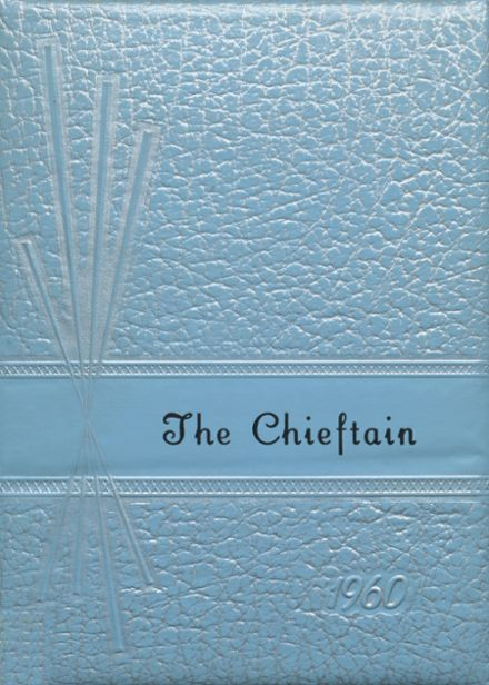 1960 Cohocton Central High School Yearbook Cover