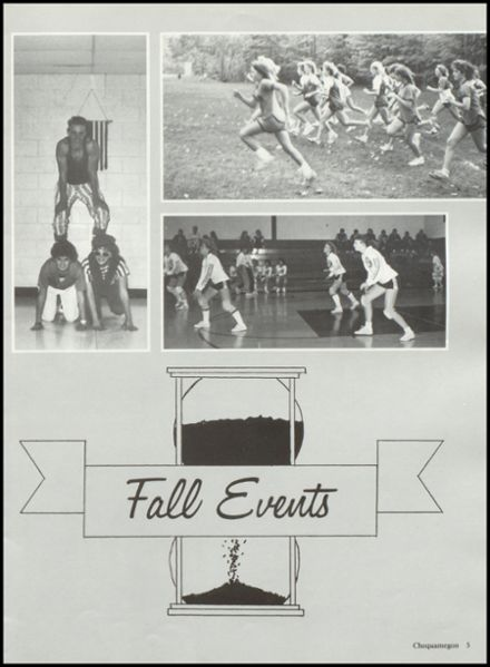 1988 Rib Lake High School Yearbook Page 9