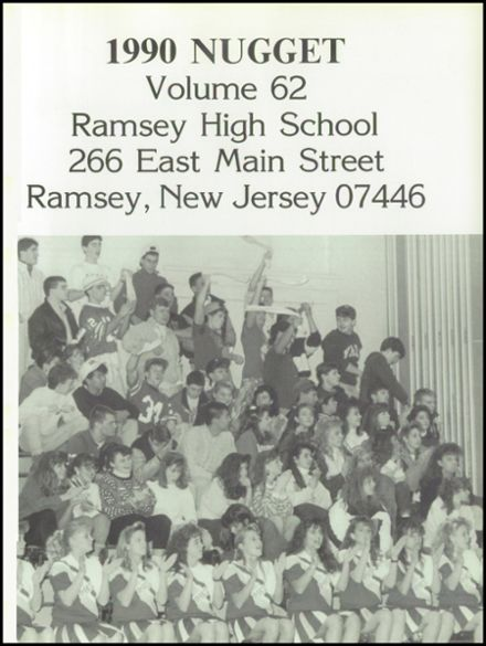 1990 Ramsey High School Yearbook Page 5