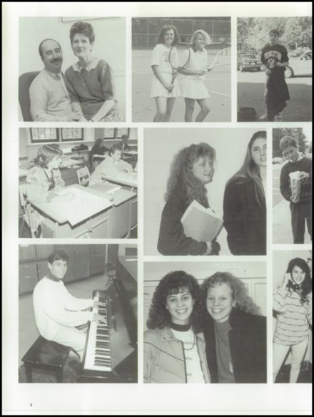 1990 Ramsey High School Yearbook Page 8