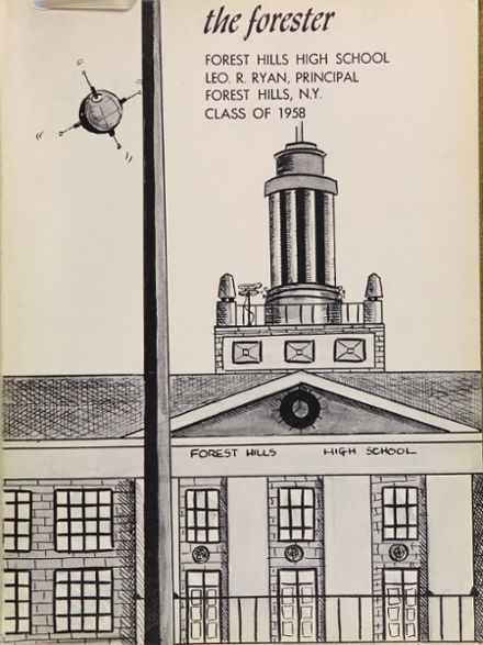 1958 Forest Hills High School Yearbook Page 5