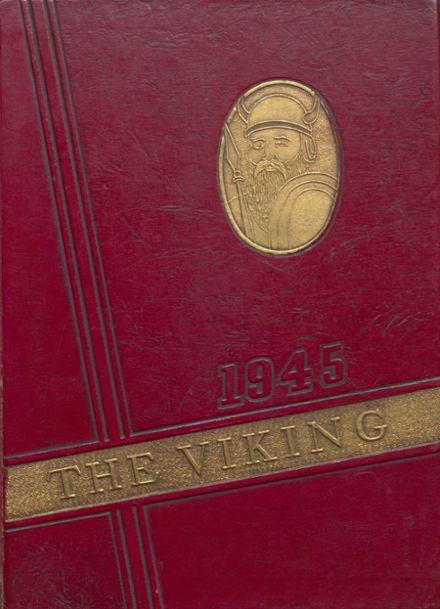 1945 Hopewell High School Yearbook Cover