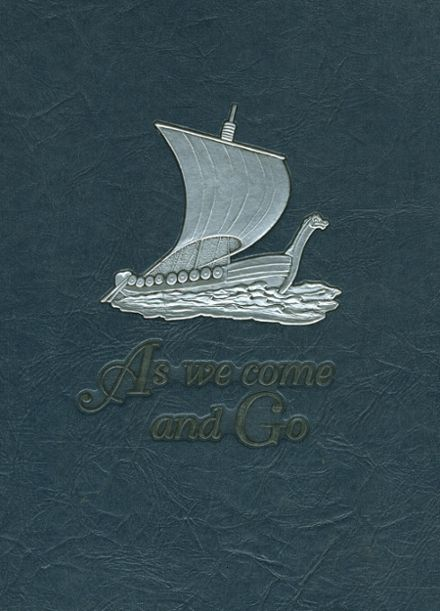 2001 Marina High School Yearbook Cover