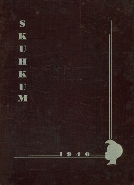 1940 South Kitsap Christian School Yearbook Cover