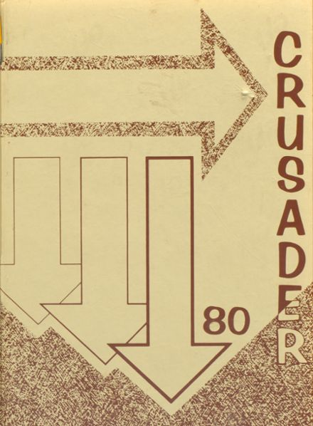 1980 Texas Military Institute Yearbook Cover