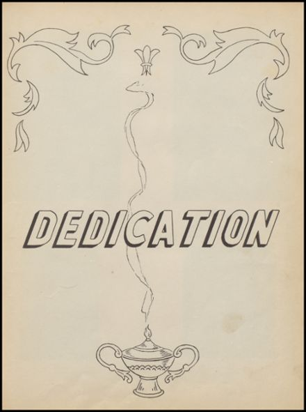 1950 Bokoshe High School Yearbook Page 5