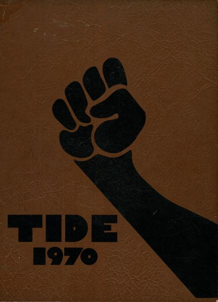 1970 South Shore High School Yearbook Cover
