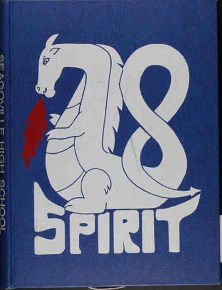 1978 Seagoville High School Yearbook Cover