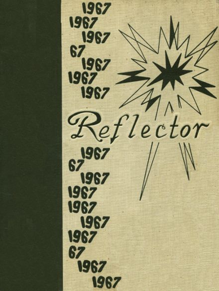 1967 Thomas Dale High School Yearbook Cover