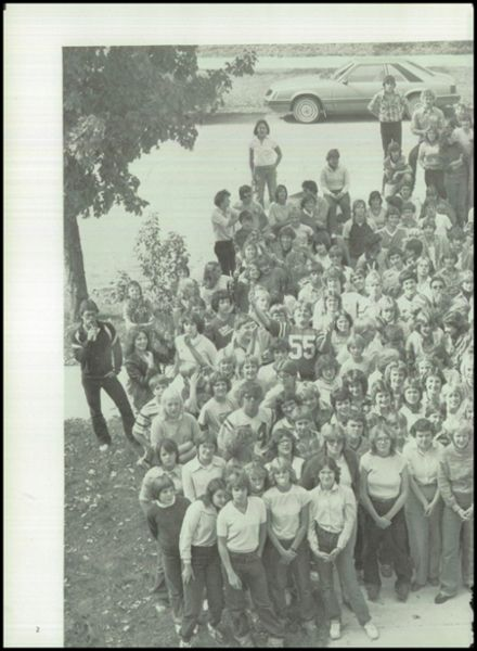 1982 Nicollet High School Yearbook Page 6