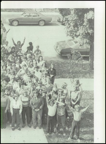 1982 Nicollet High School Yearbook Page 7
