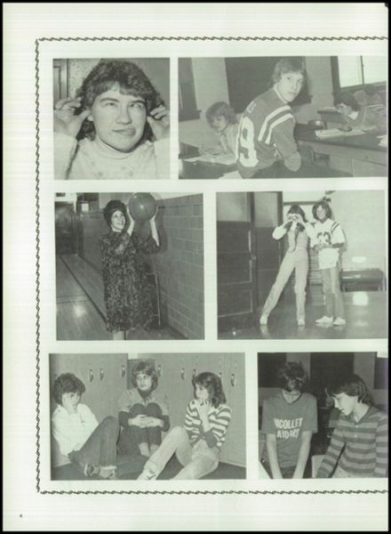 1982 Nicollet High School Yearbook Page 8