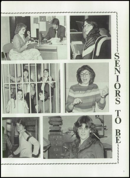 1982 Nicollet High School Yearbook Page 9