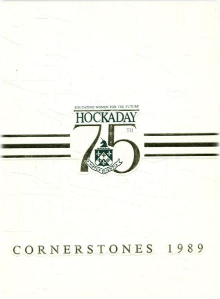 1989 The Hockaday School Yearbook Cover