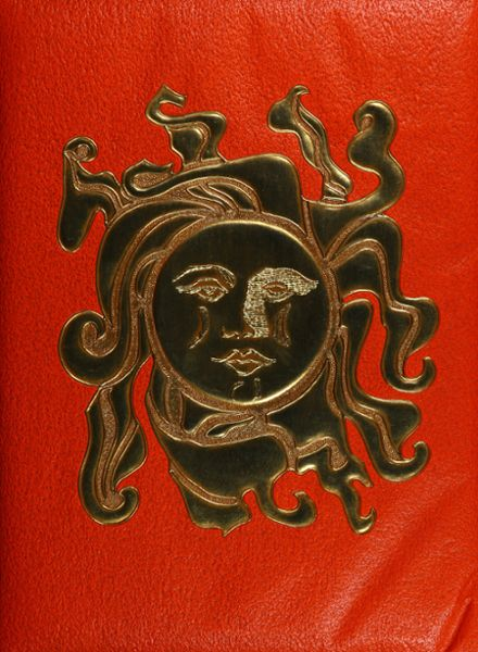 1970 North Hollywood High School Yearbook Cover