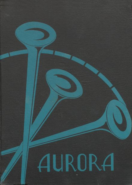 1947 Thomas Jefferson High School Yearbook Cover
