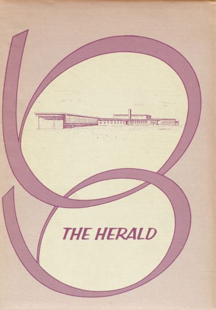 1967 North Clarion County High School Yearbook Cover