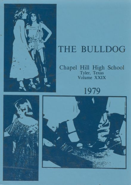 1979 Chapel Hill High School Yearbook Cover