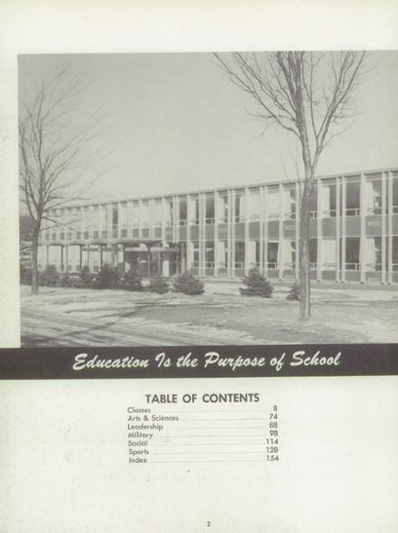 1959 Cretin High School Yearbook Page 6