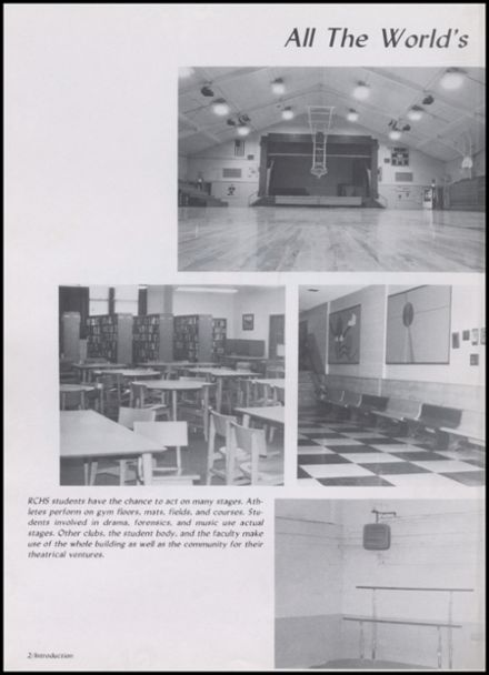 1985 Richland Center High School Yearbook Page 6