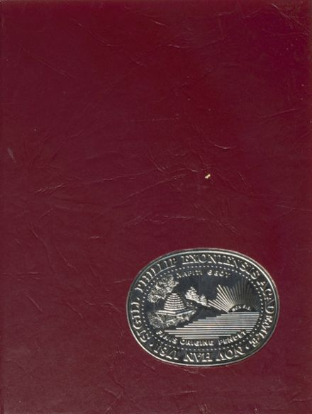 1988 Phillips Exeter Academy Yearbook Cover