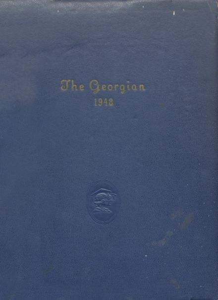 1948 Lake George High School Yearbook Cover